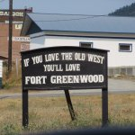 Historic Greenwood Foto