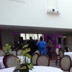 Function room for party