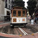 Cable Cars (Block away from Hotel)