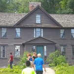 Orchard House - Louisa May Alcott's home