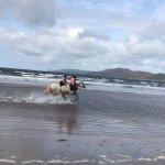 Gallop on Inch Beach!