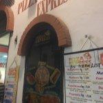 Bild från Pizza Express Amalfi