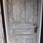 Original door to Jewish Prayer Room