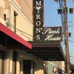 Foto de Myron's Prime Steakhouse - New Braunfels