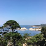 beautiful view of Monterey Bay
