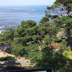 overlooking Pacific Coast Highway