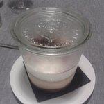 Tiramisú de crema catalana