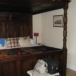 Superior room with extra comfy four poster