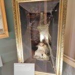 One of the minature displays in the dolls house exhibition - theme from Great Expectations.