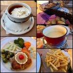 Photo of Hotel Silberhorn restaurant