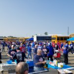 Casey's, Lucky 13, and Skater's North Tailgate at the Bill's home opener 2017