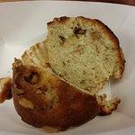 Enjoyed a muffin