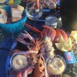Miam les fruits de mer !