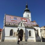 A Sunny Day in Upper Town, Zagreb