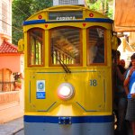Bondinho destino carioca - Centro - RJ