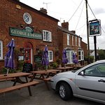 A view of the George&Dragon pub in Quainton Bucks