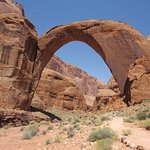 Photo de Rainbow Bridge National Monument