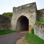 porte d'entrée du village