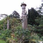 Fantastic gardens at Mount Stewart
