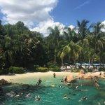 Snorklers paradise