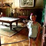 Billiards Room inside Schloss Hunegg Hilterfingen