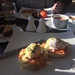 Delicious breakfast inc in the price too!