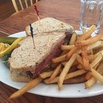 Pastrami and rye for the older guy