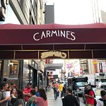 Carmines on W. 44th St. NYC