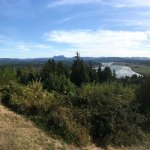 Panoramic view from Astoria Column looking west