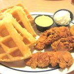 Chicken and Waffles, IHOP, Milpitas, CA