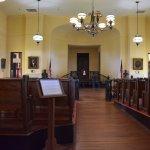Court Room - View From Entrance Door - 2nd Floor