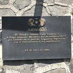 Visita al Estadio Azteca