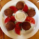 The Regular Falafel Plate