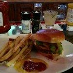 Seriously good burger!