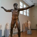National Archaeological Museum: Zeus (probably)