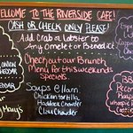 Foto de Riverside Cafe