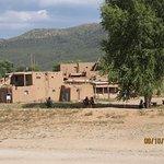 Part of the Pueblo property