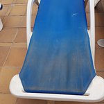 These are the sun beds never used them how the he'll is this a 4star just came back from the Vic