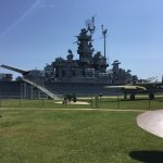 Photo of Battleship USS ALABAMA