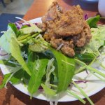 Fried Soft Shell Crab - major component of Crab-Noodle-Soup