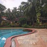 Poolside cottages in hotel Bougainvillea