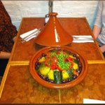 Large tagine for 6 people to other