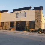 Mac Creek Wine Bar located on Talmadge Street one block away