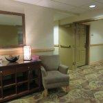 Pleasant hallways