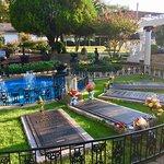 Grave site