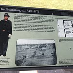The guardhouse at Fort Smith