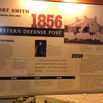 Fort Smith was an important Western defense post