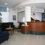 Foto de Blue Hotel