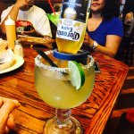 Th gigantic Corona Rita for my 51st Birthday!