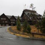 The Old Faithful Inn